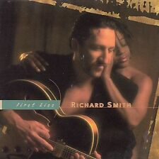 Richard Smith - First Kiss - Like New CD