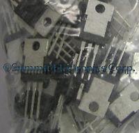 2N6041 Transistors Darlington PNP Darl SW 80V 10A TO-220 New MFR MSC 2 pc lot
