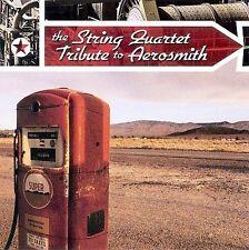 The String Quartet Tribute to Aerosmith by The Czech Quartet of Prague/CZ/Da Cap