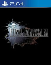 New Sony PS4 Games Final Fantasy XV HK version Chinese Subtitle Only