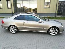 Mercedes-Benz CLK 55 AMG 367PS V8 W209 Facelift 2005 Cubanitsilber