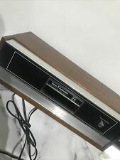 More details for stereo 8 by radiomobile 8 track player - vintage working