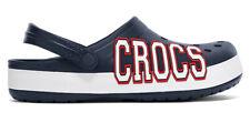 Crocs CrocBand Logo Clog Unisex Sandals 205568-462