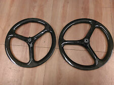 "Strida 18"" Carbon wheel set - marble black"