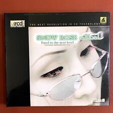 "SNOW ROSE eXcel 雪兒 TIS XRCD CD ""RARE"" XRCD2 English Female Vocal <SUPER>"