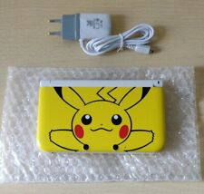 NINTENDO 3DS XL LIMITED PIKACHU EDITION GIALLO QUASI NUOVO PAL VERSION