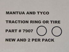 TRACTION RING TRACTION TIRE MANTUA & TYCO PART # 7907