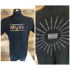Muse Rock band The Resistance Tour t-shirt 2010 Adult Medium