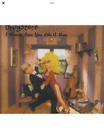 I Wanna Love You Like A Man Drugstore UK CD single