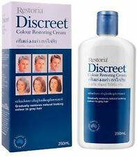 3X250 ml Of Restoria Discreet Colour Restoring Cream