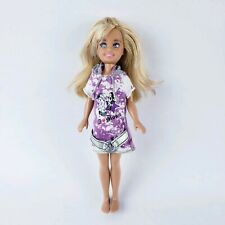 Barbie Doll Blonde Blue Eyes Stacie Freckles 2008