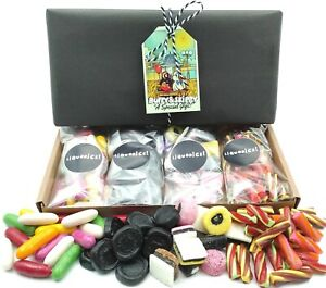 Liquorice Sweet Hamper Sweet Gift Boxes Letterbox Sweets Pick n Mix Birthday