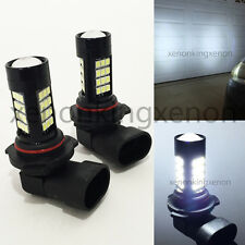 9006-HB4 Samsung LED 42 SMD White 6000K Headlight 2x Light Bulbs #x1 Low Beam
