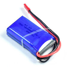 7.4V/2S 1000mAh 20C LiPO Battery JST plug Burst 40C RC model Lipolymer power