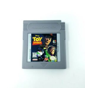 Disney's Toy Story (Nintendo Game Boy) GB Authentic Tested