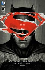Superman # 41 MOVIE-Teaser-VARIANT-NUOVO DC-universo - 555 ex-COMIC ACTION 2015