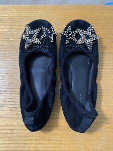 Coach Ballet Slipper