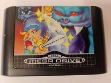 Wonder Boy in Monster World | SEGA Mega Drive PAL | Unboxed
