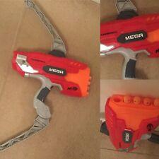 Nerf Mega Thunderbow Bow & Arrow Style Toy Gun With Bullets Good Condition