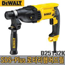 DeWalt / D25132K / Rotary Hammer Drill, 220V