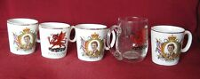 Commemorative Mugs The Investiture of HRH The Prince of Wales at Caernarvon 1969