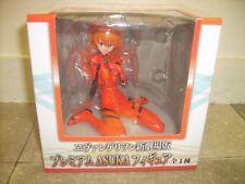 STATUETTE EVANGELION: ASUKA (Figurine de 13cm) SEGA PREMIUM Prize Figure