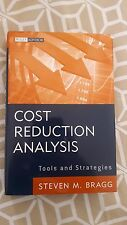 COST REDUCTION ANALYSIS BOOK