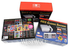 NINTENDO NES Classic Edition Mini Console with 30 games - BRAND NEW - SOLD OUT !