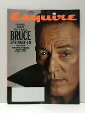 Esquire Magazine Winter 2019 Bruce Springsteen Kim Jones Joe Alwyn