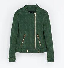 Zara Biker Jackets for Women