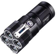 NiteCore TM26 4x XM-L2 U3 4000LM LED Flashlight Aerospace-Grade Aluminum Alloy