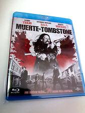 "BLU-RAY ""MUERTE EN TOMBSTONE"" COMO NUEVO DANNY TREJO ANTHONY MICHAEL HALL MICKEY"