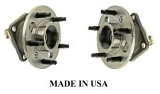 Rear Wheel Hub Bearings for 97-03 Buick Century 99-01 Lumina w/ABS PAIR USA MADE