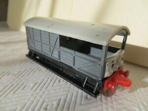 """ERTL Vintage Thomas The Tank Engine & Friends """"Toad"""" brake van 1995 diecast"""