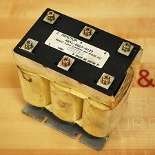 GE Fanuc A81L-0001-0122 Reactor Transformer, 60 Amp 3 Phase .2MH - USED
