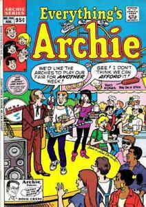 Everything's Archie #144 VG; Archie | low grade comic - save on shipping - detai