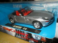 NEWRAY 1/43 BMW Z8 DIECAST COLLECTABLE MODEL CAR. New unopened display packing
