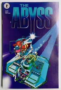 The Abyss #2 (1989, Dark Horse) VF