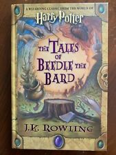 Harry Potter: The Tales of Beedle the Bard ~ HC ~ First Edition ~ J. K. Rowling