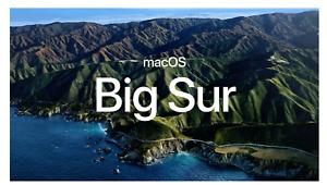MAC PRO 5,1 1TB Big Sur  Hard Drive fully Installed Plug An Play W/ Boot Screen