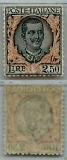 REGNO - 1926 - MNH - 2,50 lire tipo Floreale (203)