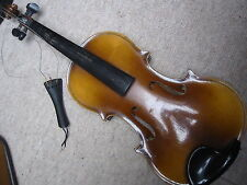 "old 1/2 (?) Violin violon ""Cremona Luby"" made 1960"