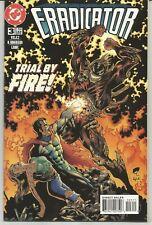 Eradicator #3 : October 1996 : DC Comics...