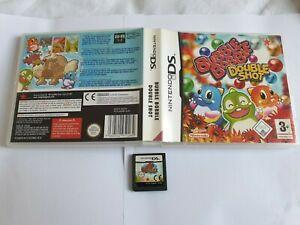 Bubble Bobble Double Shot Nintendo DS Game FREE UK POSTAGE