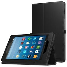 MoKo Case for All-New Amazon Fire HD 8 Tablet (7th Generation 2017 Release On...