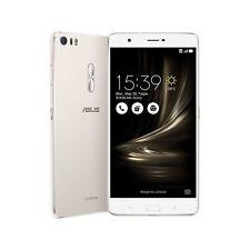 "ASUS ZenFone 3 Ultra Dual Sim Glacier Silver 64GB 6.8"" 4GB RAM Unlocked ZU680KL"