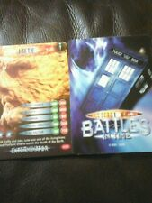 Dr who battles in time test card number 63