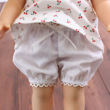 Disney Baby Doll Clothes / White Bloomers / Animator's collection Princes 16inch