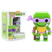 Funko POP! 8-Bit Teenage Mutant Ninja Turtles - Donatello #05