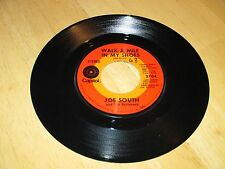 JOE SOUTH and THE BELIEVERS-WALK A MILE IN MY SHOES  B/WSHELTER